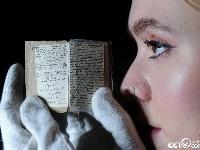 《简·爱》作者袖珍手稿将被拍卖 预估价65万英镑