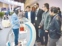 """第十六届""""中国光谷""""国际光电子博览会开幕"""