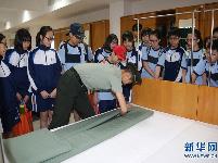 八一军旗耀濠江——中国人民解放军进驻澳门20周年纪实