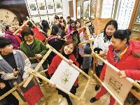 汉绣助力扶贫:中国汉绣圈首届汉绣技艺技能培训班