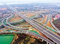 武汉南四环线竣工