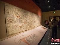 北朝墓葬壁画再现1500年前地下世界