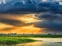 【生态文明@湿地】甘肃湿地绘丹青