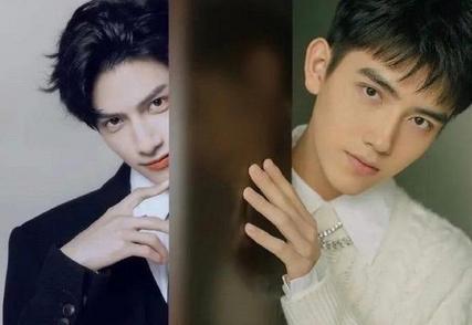《皓衣行》官宣双男主 主演陈飞宇罗云熙互关互动