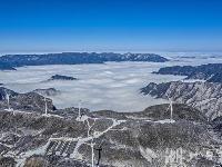 土家山乡冬景美