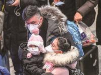 武汉全城行动 打响防疫阻击战