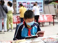 湖北竹溪:流动图书弥书香