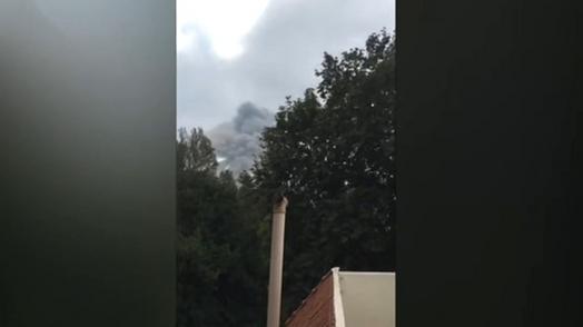 黎巴嫩南部再次发生爆炸!现场黑烟滚滚
