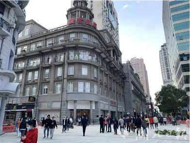 留住韵味,注入动能,江汉路百年老街强势回归