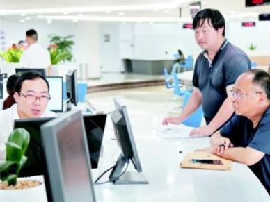 湖北首个政务服务企业分中心在光谷投用  企业可在家门口办370项业务