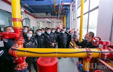 警消联动!黄陂区民警集中开展消防监督培训