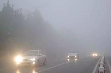 湖北省发布大雾黄色预警 预计今天上午仍将持续