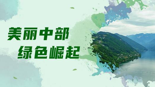 美丽中部 绿色崛起