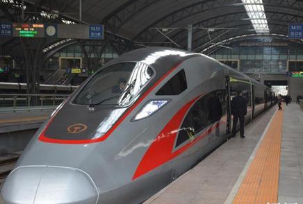 """4月10日起,武汉每天有超135趟""""复兴号""""与旅客见面"""