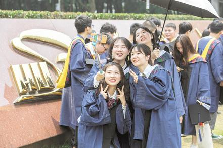 江城今年有32.7萬應屆高校畢業生