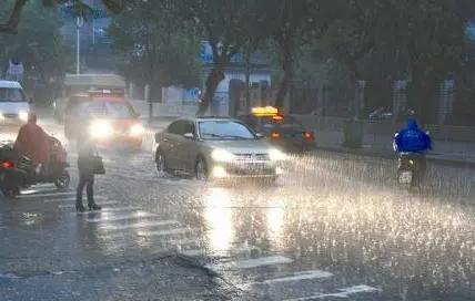 湖北將迎入汛以來最強降雨 強降雨中心位于武漢、恩施等7城市