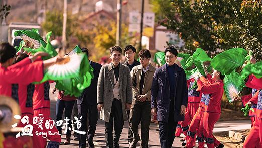 李乃文:与靳东演对手戏是非常过瘾的事