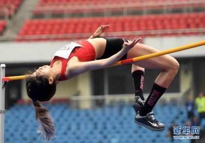 全國錦標賽:邵雨琪獲女子跳高冠軍
