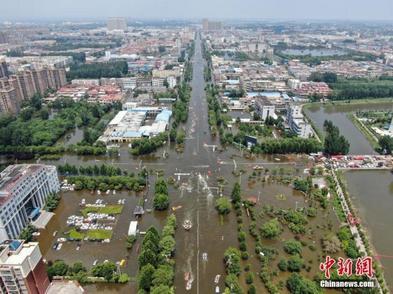 河南强降雨致69人遇难 郑州京广隧道发现6名遇难者