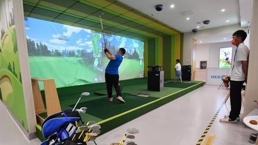 高尔夫还能这样玩